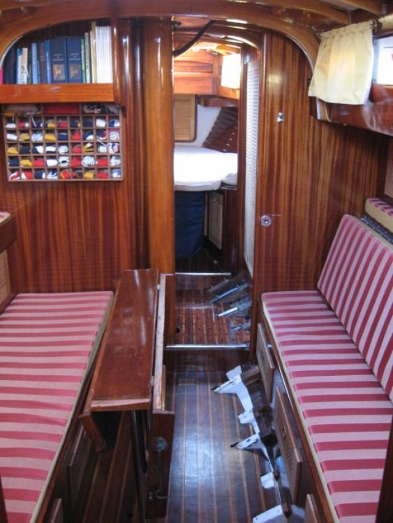Jachthuur in Porto-Vecchio - Sparkman And Stephens Cutter via SamBoat