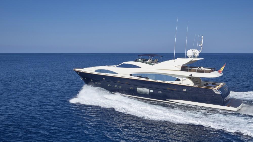 Huur Jacht met of zonder schipper Astondoa in Ibiza