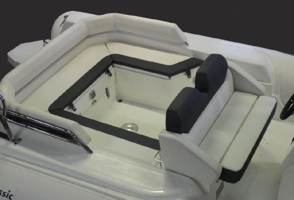 Verhuur Rubberboot in Ajaccio - Bsc BSC 75 Classic