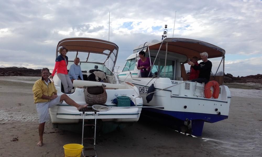 Motorboot te huur in Granville voor de beste prijs