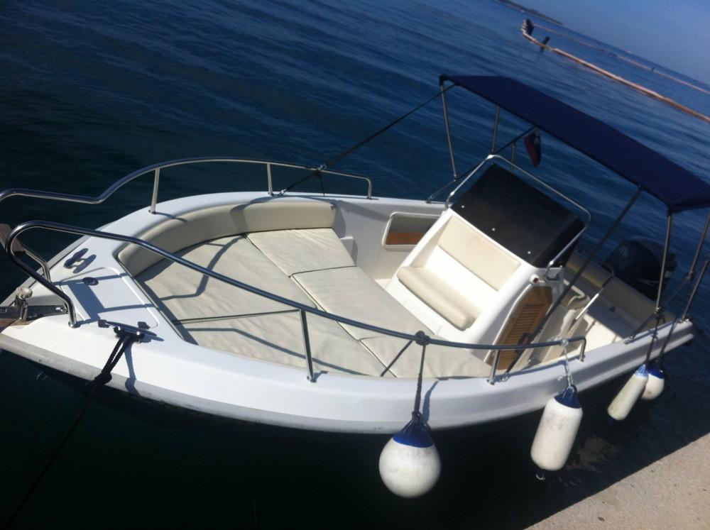 Jachthuur in Portorož / Portorose - Terminal Boat FISHERMAN BOAT via SamBoat