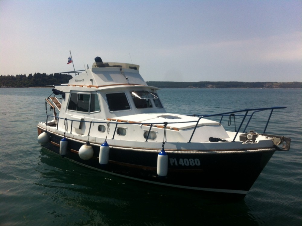Huur een Retro Cruiser Boat CRUISER BOAT in Portorož / Portorose