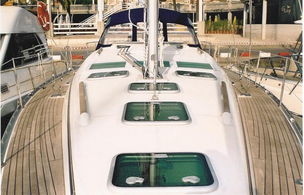 Verhuur Zeilboot in Badalona - Bénéteau Oceanis