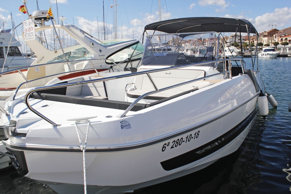 Huur Motorboot met of zonder schipper Bénéteau in Torroella de Montgrí