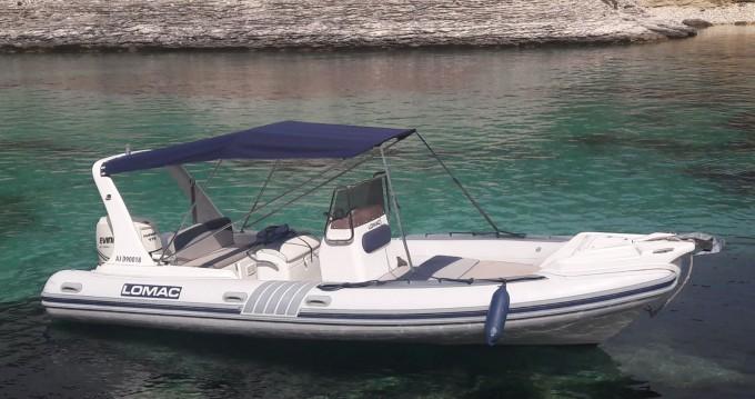 Rubberboot te huur in Bonifacio voor de beste prijs