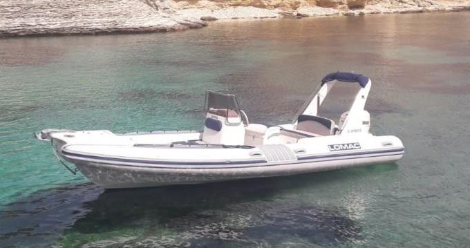Bootverhuur Lomac Lomac 675 IN in Bonifacio via SamBoat