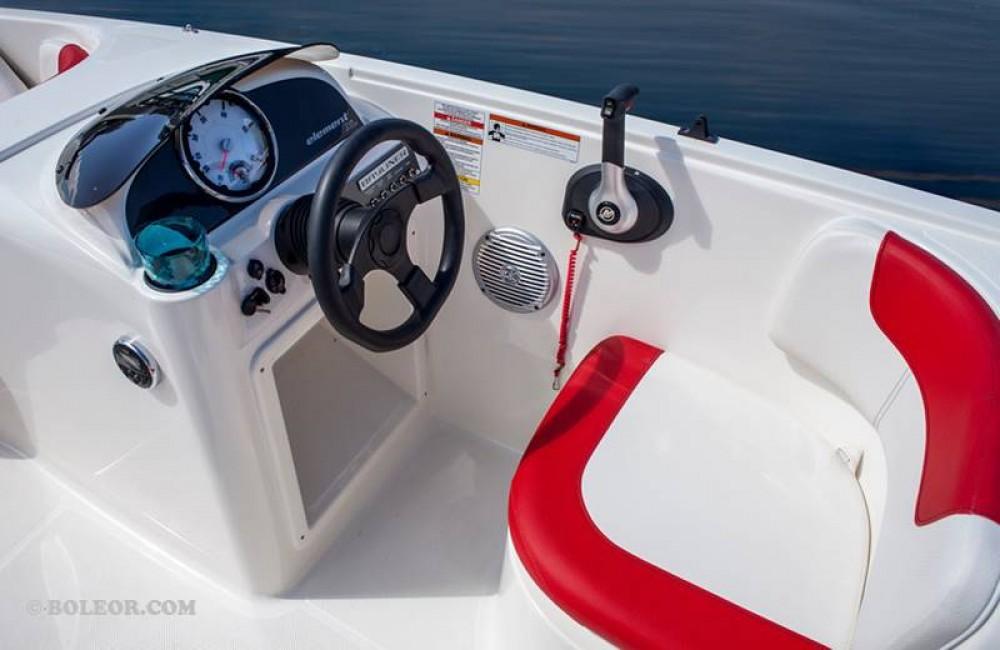 Huur Motorboot met of zonder schipper Boleor in Palma
