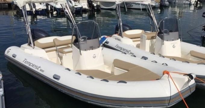 Huur Rubberboot met of zonder schipper Capelli in Saint-Georges-de-Didonne