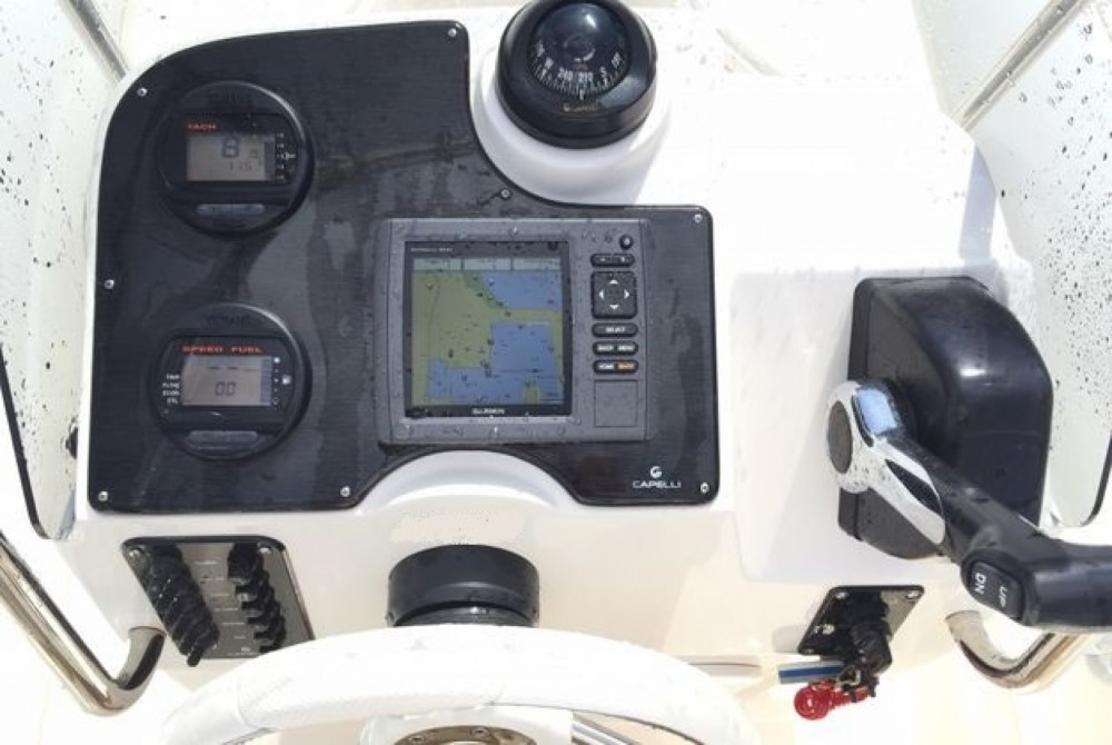 Bootverhuur Capelli Tempest 600 in Saint-Georges-de-Didonne via SamBoat