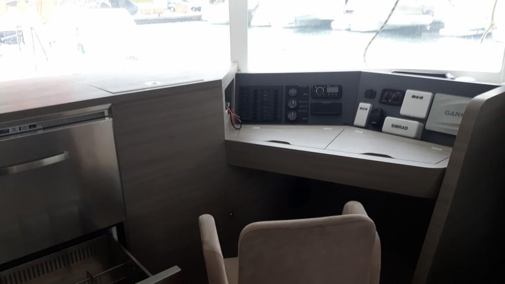 Huur Catamaran met of zonder schipper Neel in Cogolin