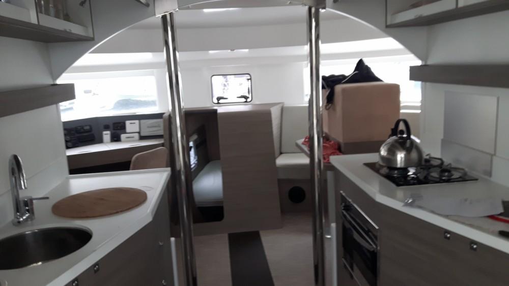 Verhuur Catamaran in Cogolin - Neel Neel 45