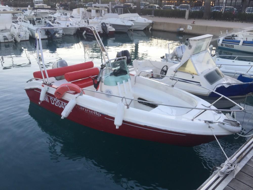 Bootverhuur Saint-Laurent-du-Var goedkoop Fisherman 16