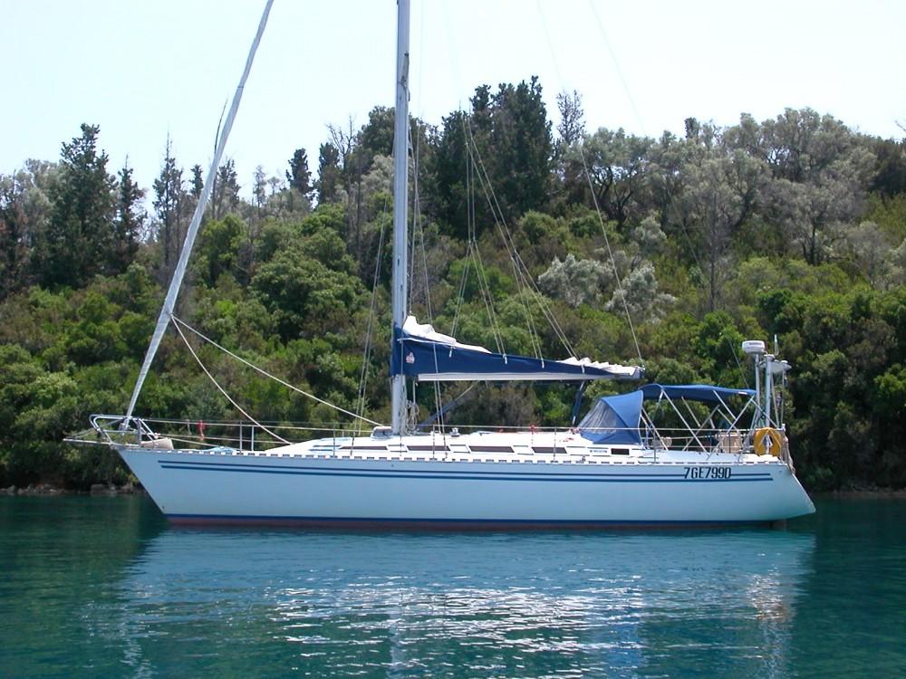 Verhuur Zeilboot in Lipari - Gibert Marine Gib Sea 442