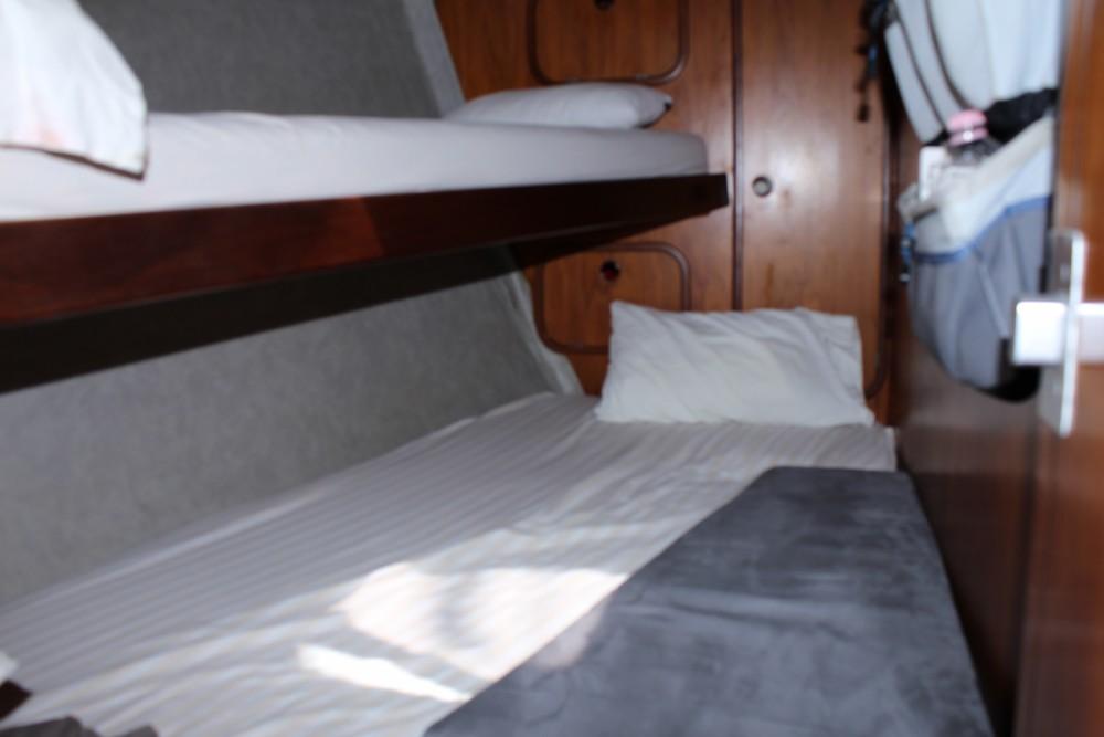 Bootverhuur Lipari goedkoop Gib Sea 442
