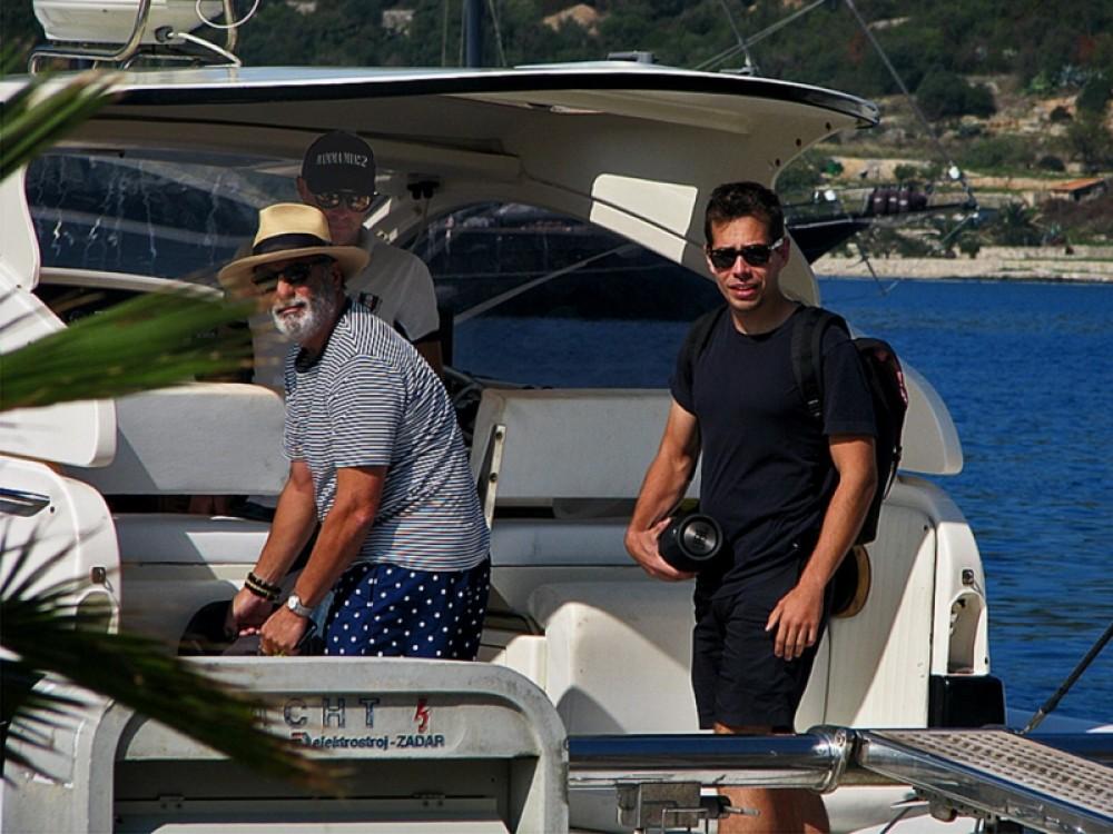 Huur Rubberboot met of zonder schipper Lomac in Split