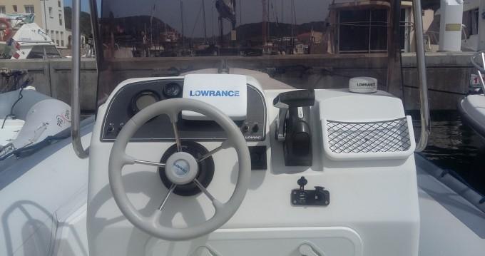 Huur Rubberboot met of zonder schipper Lomac in Bonifacio