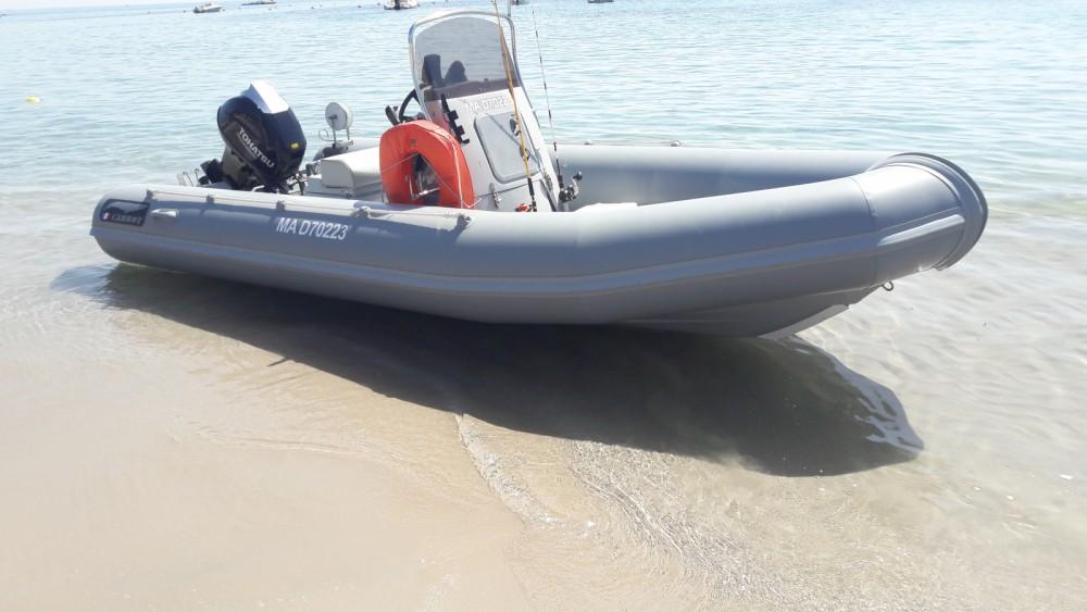 Huur Rubberboot met of zonder schipper Narwhal in Porto-Vecchio