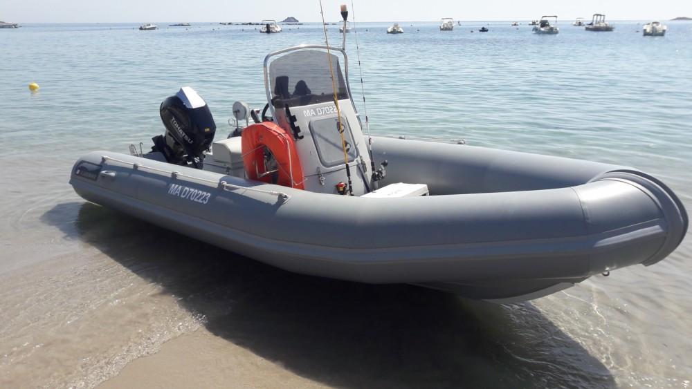 Rubberboot te huur in Porto-Vecchio voor de beste prijs