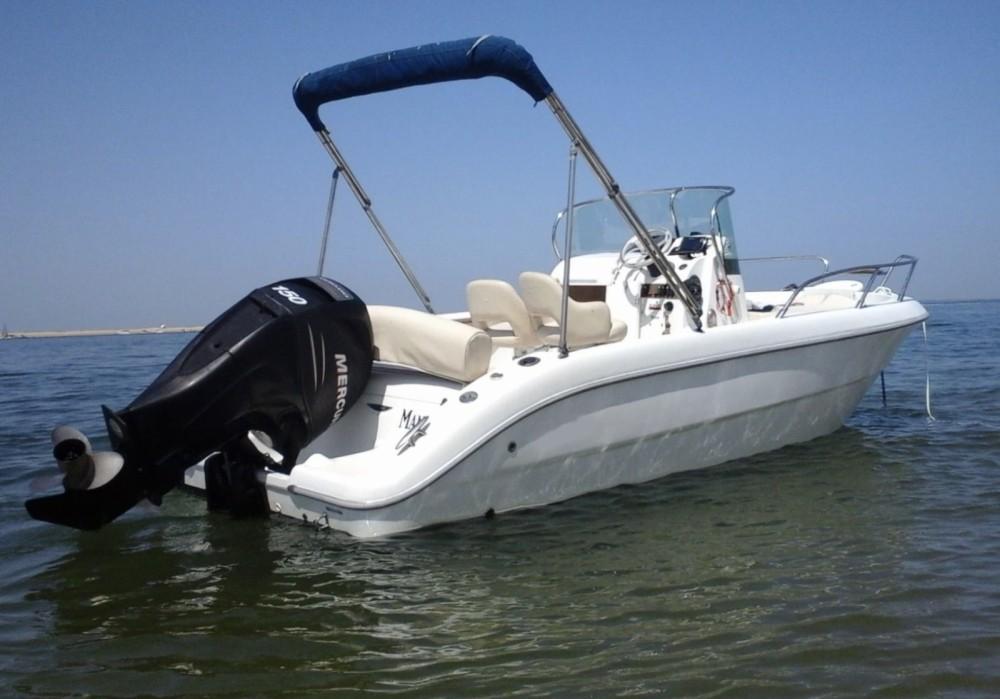 Huur Motorboot met of zonder schipper Sessa Marine in Arcachon