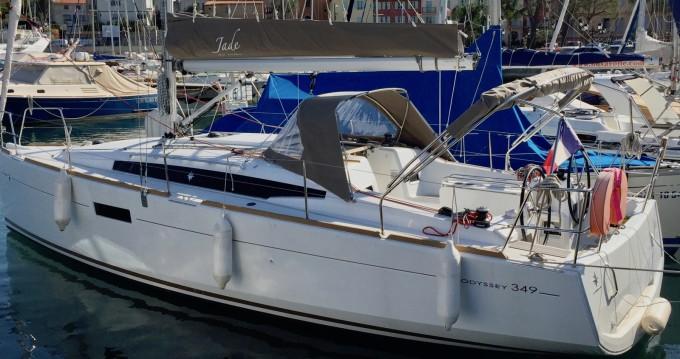 Zeilboot te huur in Saint-Jean-Cap-Ferrat voor de beste prijs