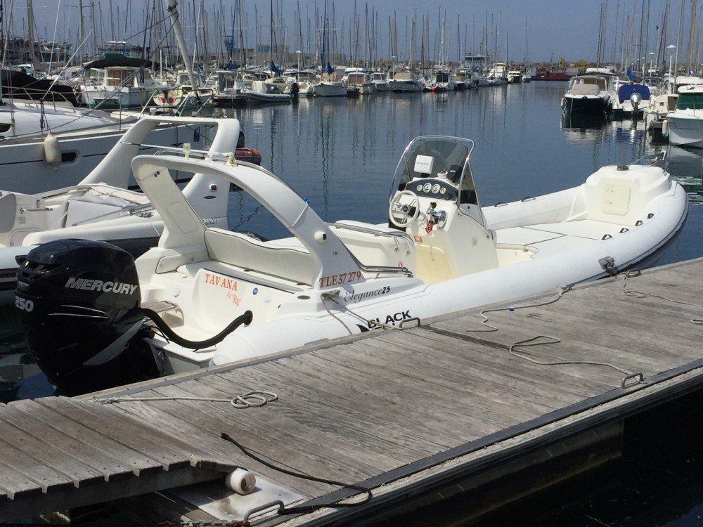 Verhuur Rubberboot in Marseille - Nuova Jolly Blackfin