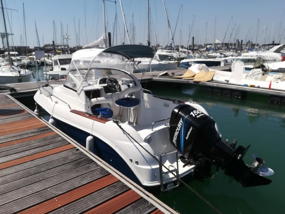Jachthuur in La Rochelle - Quicksilver Quicksilver 630 WA via SamBoat