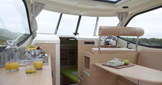 Huur Woonboot met of zonder schipper Nicols in Sablé-sur-Sarthe