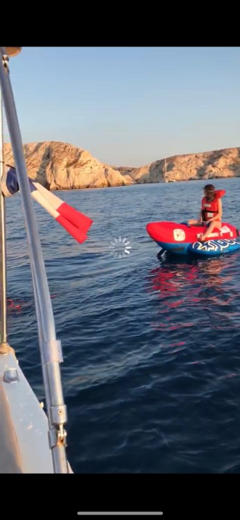 Verhuur Motorboot in İstanbul - Eolo 750 day