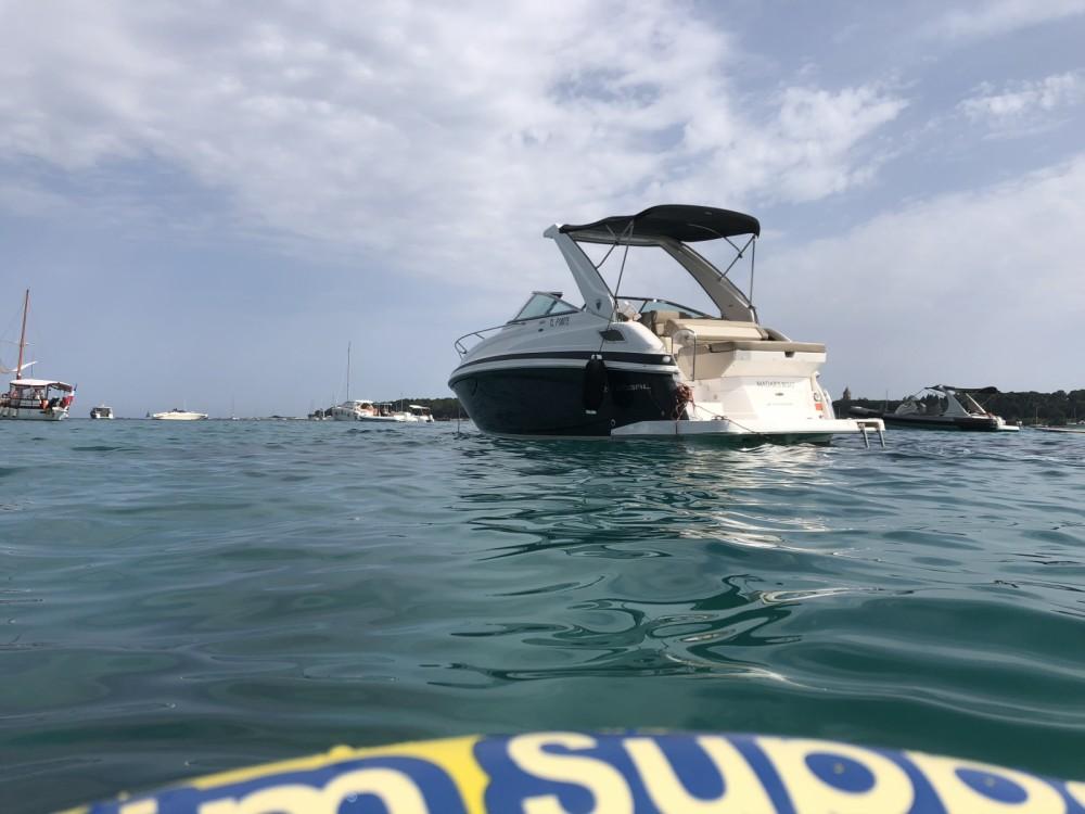 Huur Motorboot met of zonder schipper Régal in Mandelieu-la-Napoule