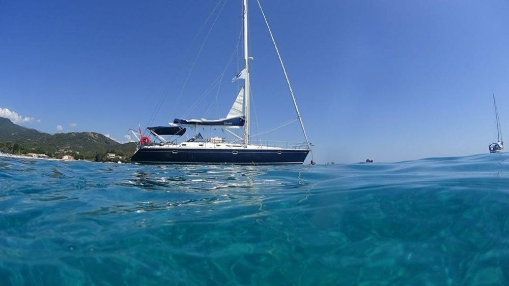 Verhuur Zeilboot in Solenzara - Jeanneau Sun Odyssey 52.2