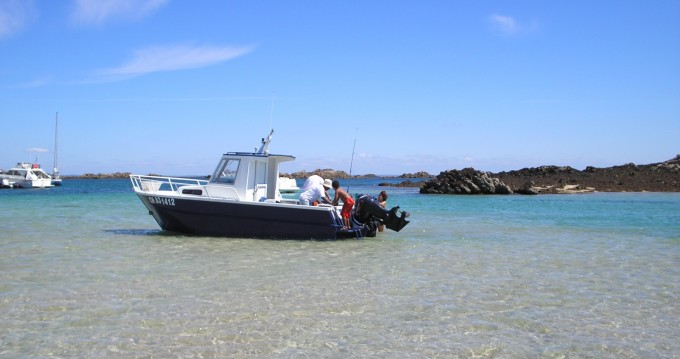 Verhuur Motorboot Gosselin met vaarbewijs