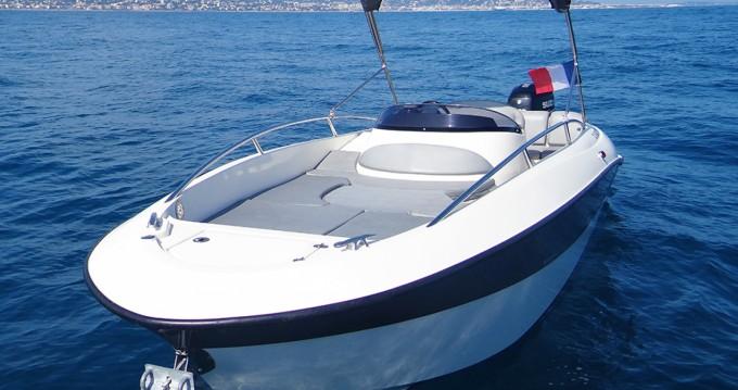 Motorboot te huur in Mandelieu-la-Napoule voor de beste prijs