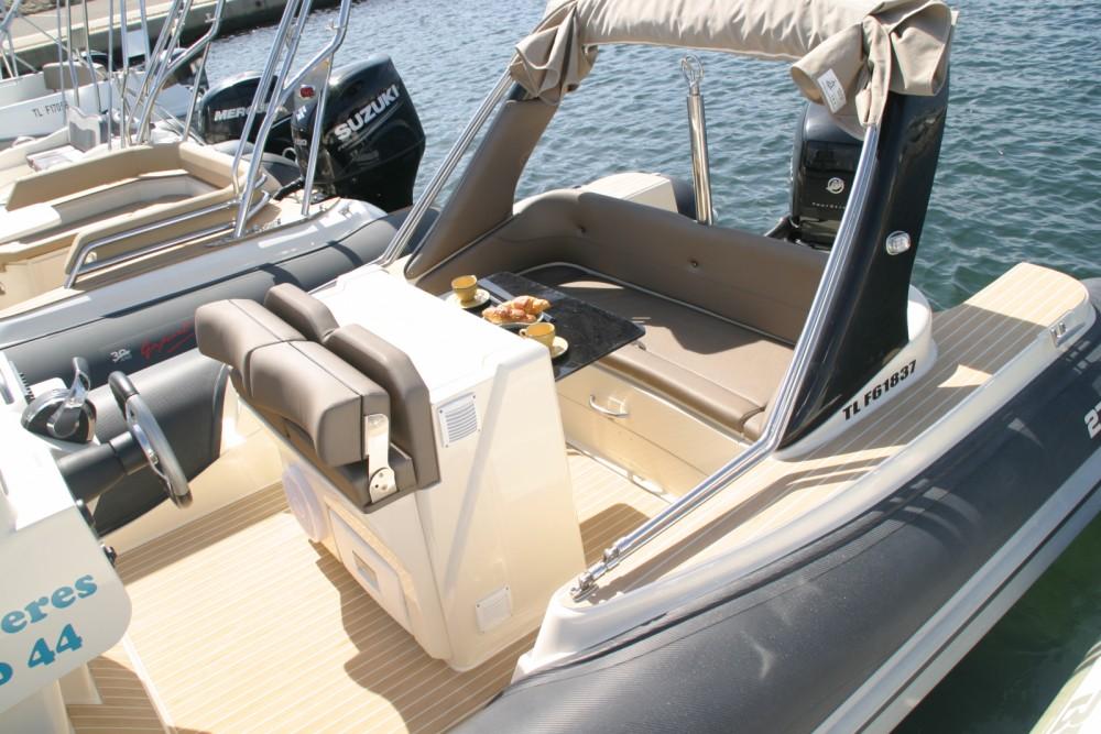 Italboats STINGHER 27 GT te huur van particulier of professional in Hyères
