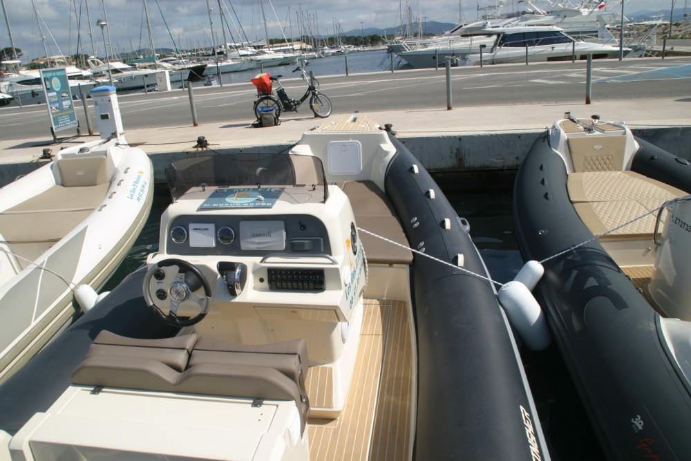Huur een Italboats STINGHER 27 GT in Hyères