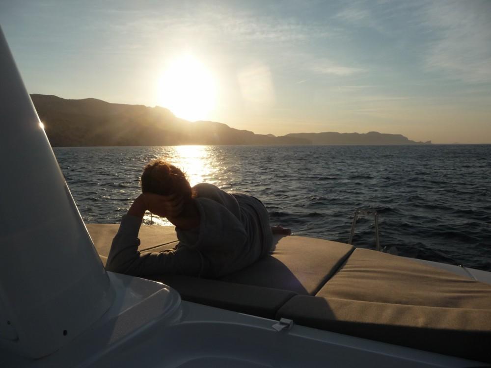 Huur een Lagoon Lagoon 40 Motor Yacht in Cannes
