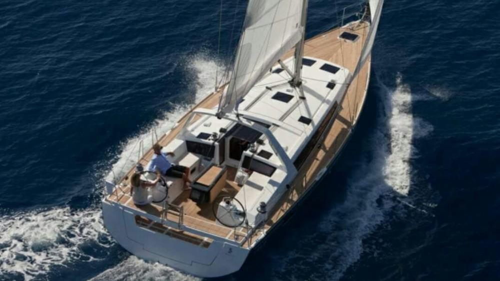 Huur Zeilboot met of zonder schipper Bénéteau in Nice