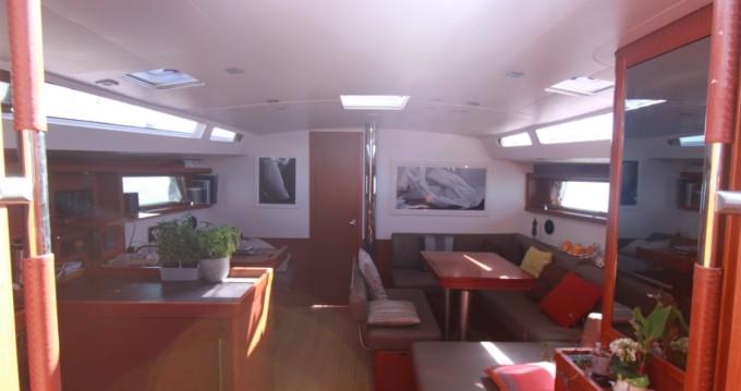 Verhuur Zeilboot in Nice - Bénéteau Oceanis 48