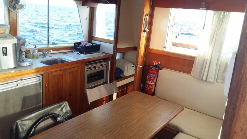 Bootverhuur Villeneuve-Loubet goedkoop Island Gypsy 36