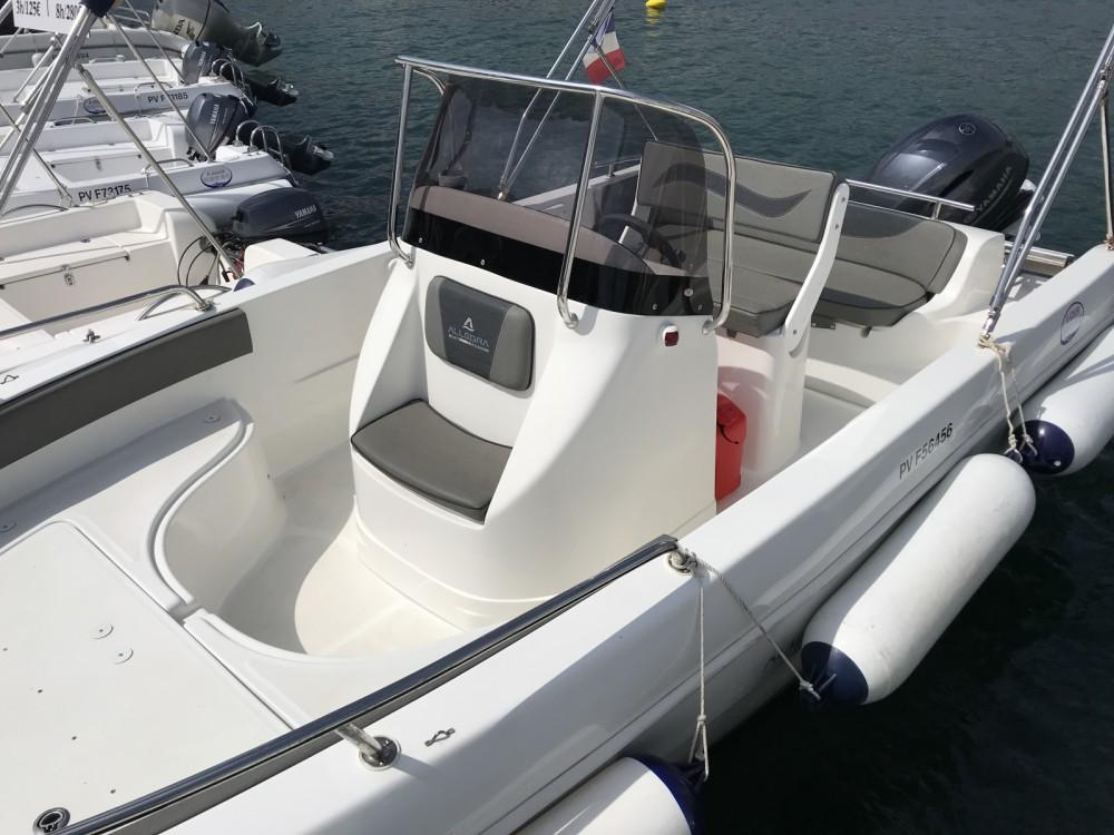 Verhuur Motorboot in Collioure - Allegra Boats All 19 Open