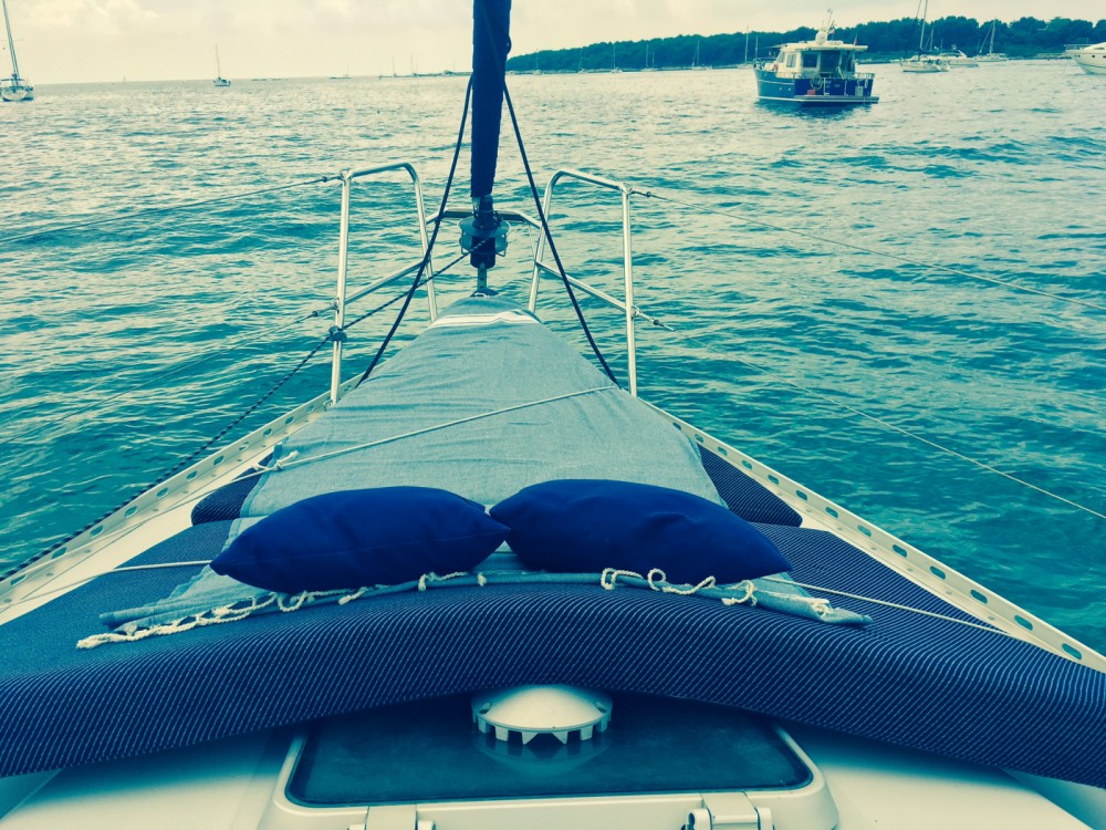 Verhuur Zeilboot in Cannes - Kirie Feeling 326