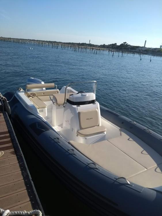 Verhuur Rubberboot in Lège-Cap-Ferret - Marsea Marsea CM 150