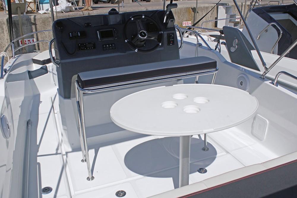 Verhuur Motorboot in Barcelona - Bénéteau Flyer 5.5 SPACEdeck