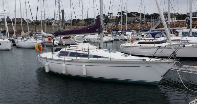 Verhuur Zeilboot in Arzon - Dufour Dufour 28 Mezzo