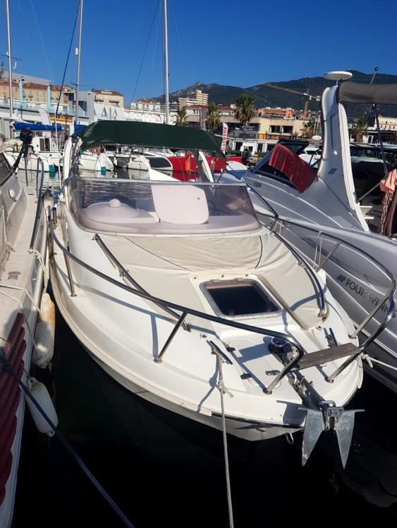 Huur Motorboot met of zonder schipper Saver in Ajaccio