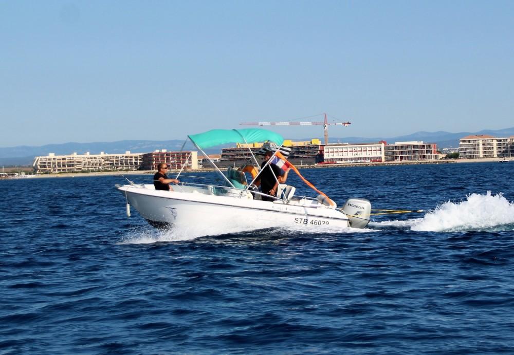Bootverhuur B2 Marine Cap Ferret in Palavas-les-Flots via SamBoat