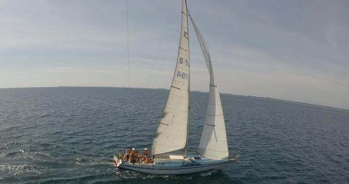Verhuur Zeilboot in Duino - Bianca Bianca 101