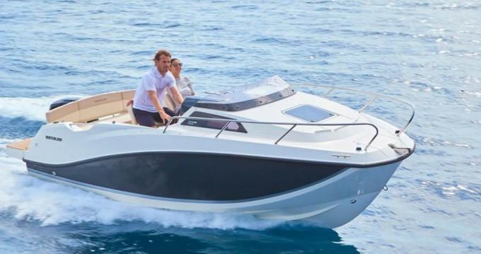 Huur Motorboot met of zonder schipper Quicksilver in Saint-Laurent-du-Var