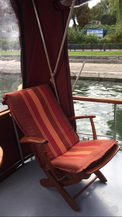 Bootverhuur Parijs goedkoop 11m