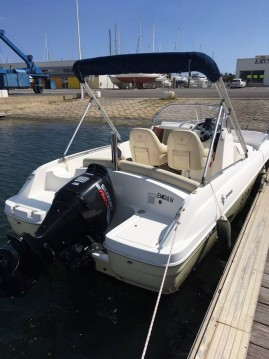 Verhuur Motorboot in Carry-le-Rouet - Jeanneau Cap Camarat 635 Style