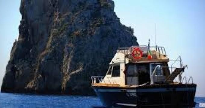 Jachthuur in Gallipoli - Posillipo ANTIGUA 38 FLY via SamBoat